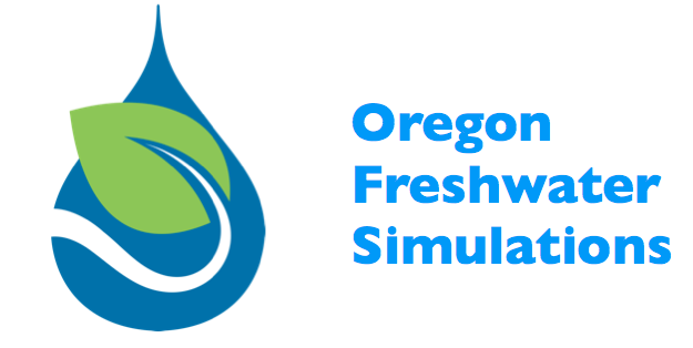 Oregon Freshwater Simulations Logo